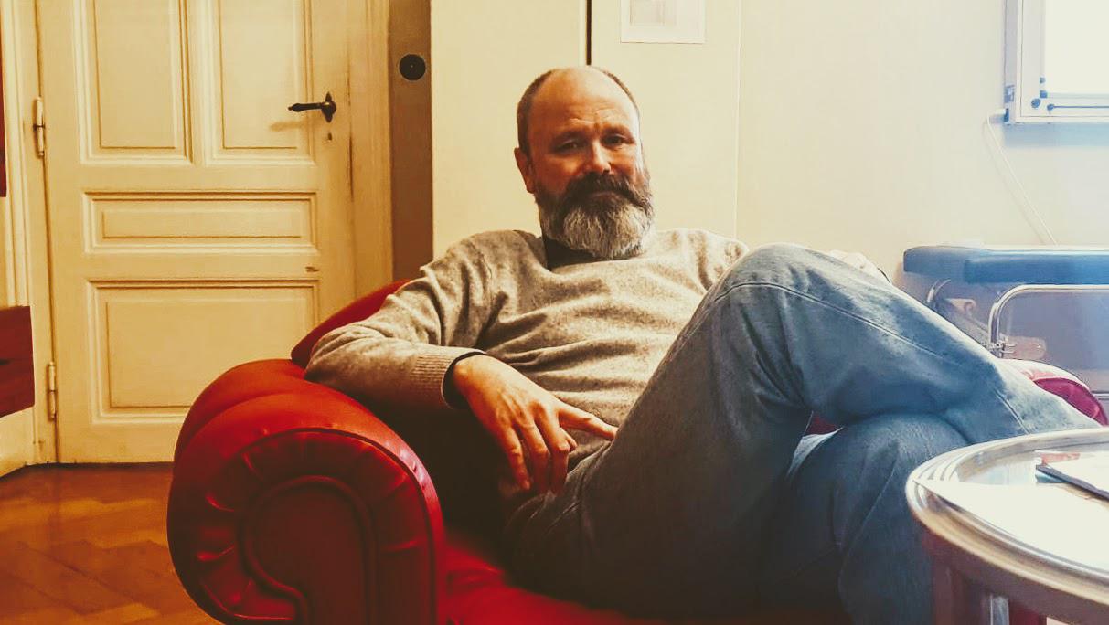 Johannes Faupel, Systemischer Therapeut (SG/IGST) und Berater sowie Supervisor